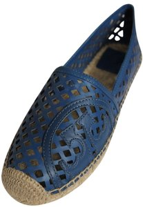 Tory Burch GREEK BLUE 473 Flats