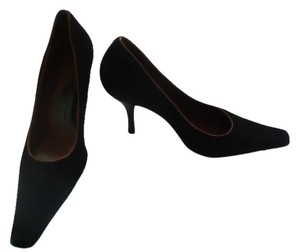 Kenneth Cole Pump Black suede Pumps
