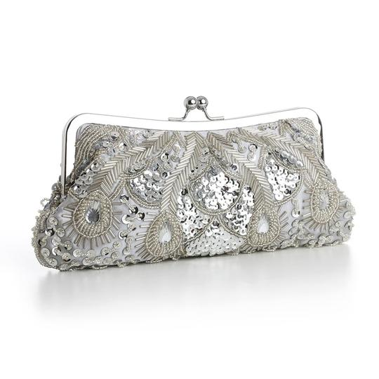 Preload https://item4.tradesy.com/images/mariell-silver-evening-or-bridal-bag-with-beads-sequins-and-gems-3811eb-s-3799948-0-0.jpg?width=440&height=440