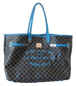 V73 Tote in Blue