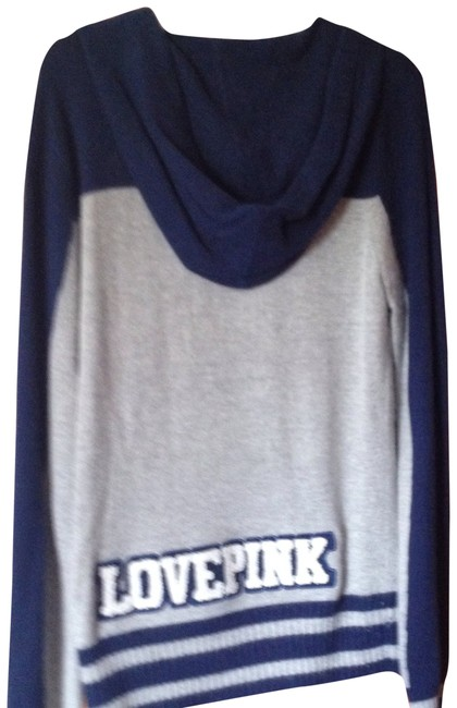 Preload https://item3.tradesy.com/images/pink-light-gray-and-navy-victoria-s-secret-rock-n-roll-sweaterpullover-size-6-s-380072-0-1.jpg?width=400&height=650