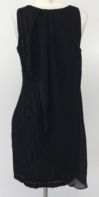 Cynthia Steffe Embellished Draped Dress