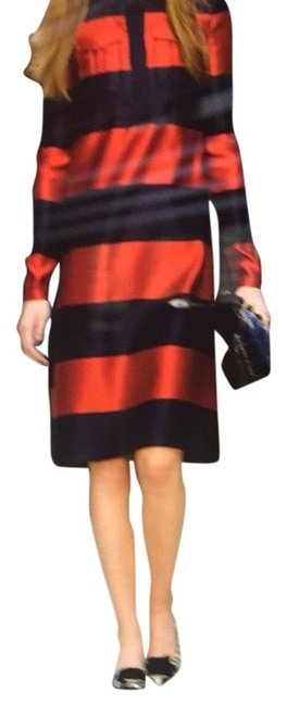 Preload https://img-static.tradesy.com/item/3801322/burberry-prorsum-royal-red-navy-blue-4500289735-night-out-dress-size-8-m-0-0-650-650.jpg