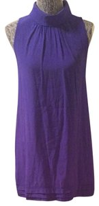Myne short dress Purple on Tradesy