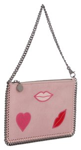 Stella McCartney pink Clutch
