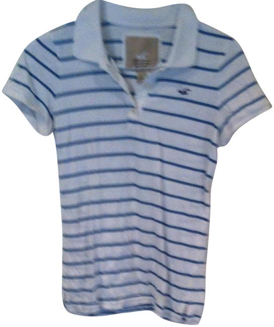 Preload https://img-static.tradesy.com/item/380141/hollister-white-with-blue-soft-polo-large-juniors-10-tee-shirt-size-petite-12-l-0-2-650-650.jpg