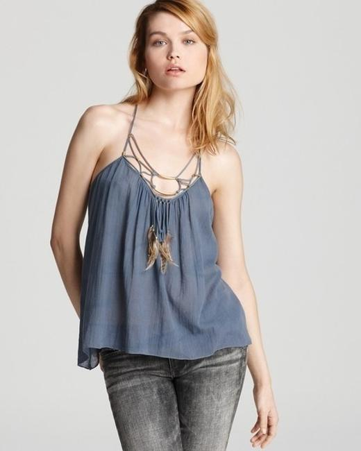 Preload https://item3.tradesy.com/images/rebecca-taylor-blue-312500t244-necklace-tank-topcami-size-4-s-380147-0-0.jpg?width=400&height=650