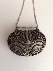 Other Sterling 925 Pendant Necklace