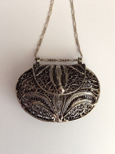 Preload https://item4.tradesy.com/images/silver-sterling-925-pendant-necklace-3801688-0-0.jpg?width=440&height=440