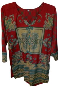 India Boutique Tunic