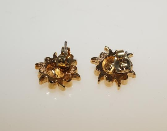 Avon Little Avon New Old Stock 1994 You are My sunshine Pierced Earrings