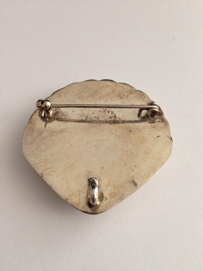Other Sterling Shell Pendant / Brooch