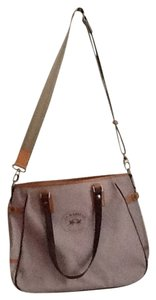LA MARTINA Satchel in Neutral lavender-grayish