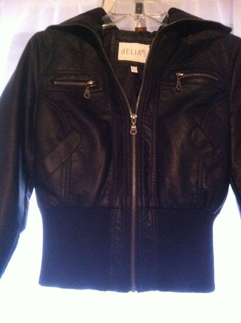 dELiA*s Motorcycle Jacket