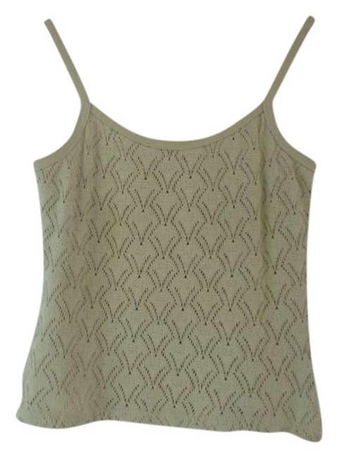 Preload https://item1.tradesy.com/images/express-green-camisole-pointelle-tank-topcami-size-4-s-380240-0-0.jpg?width=400&height=650