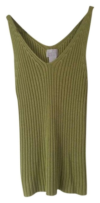 Moda International Slim Top Green