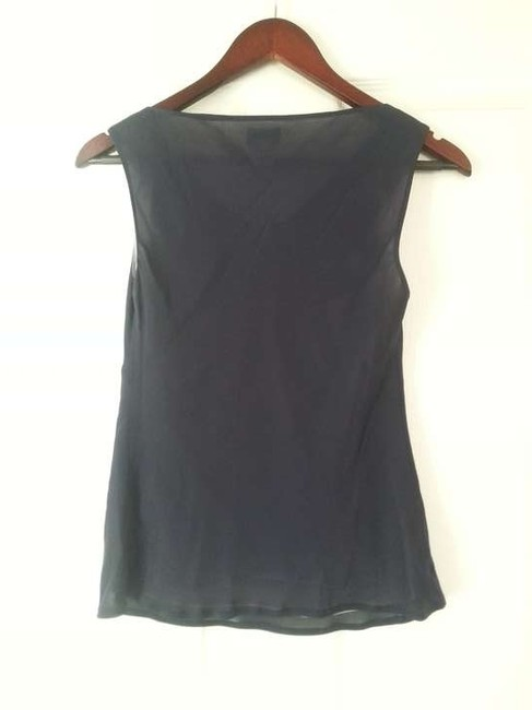 Ann Taylor LOFT Drape Top Purple