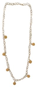 Saks Fifth Avenue Saks Gold Necklace