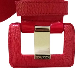 Calvin Klein CK Red Belt