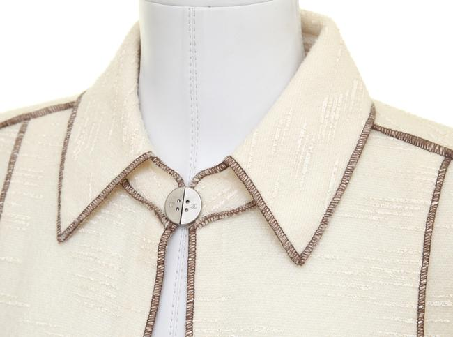 Chanel Cream Blazer