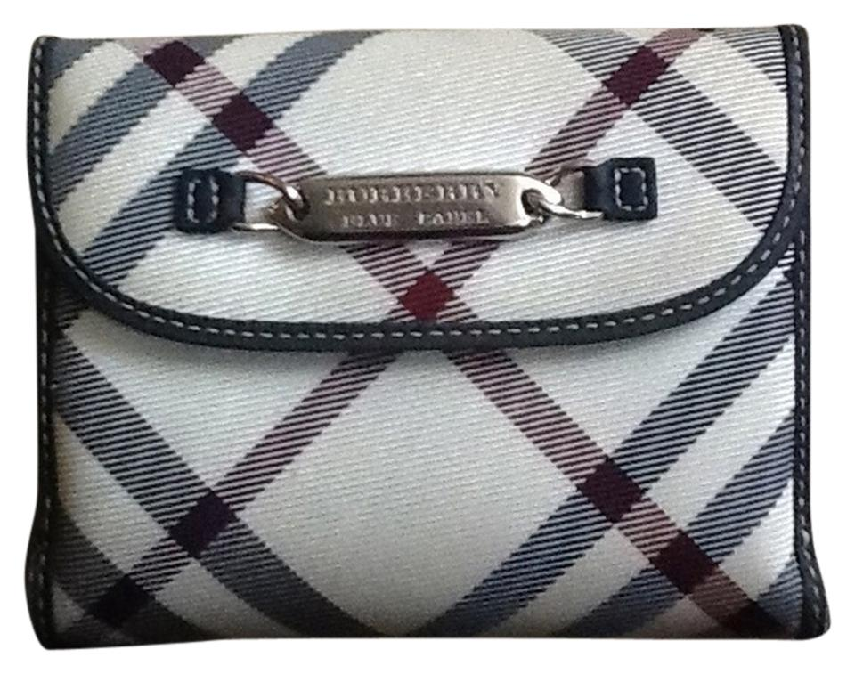 7570a88bdf35 Burberry Beautiful Burberry Blue Label Wallet Image 0 ...