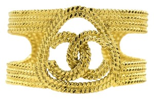 Chanel Chanel Vintage Braided Cuff