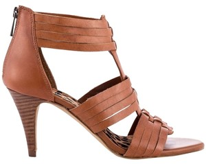 Jessica Simpson Cognac Sandals
