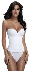Merry Modes Merry Modes Seamless Bustier Bra Corset 9500 Size 32A