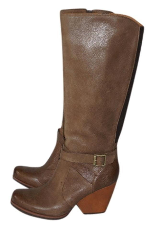 Kork-Ease Taupe Natali Tall Tall Natali Leather Boots/Booties 0adb2d