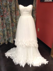 St. Patrick Netting Calais Vintage Wedding Dress Size 10 (M)