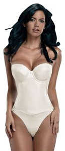 Merry Modes Flattering Me Collection Low Back Longline Bra Standard 728s Size 36A