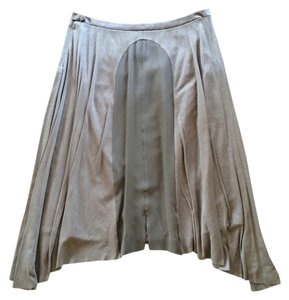 UNDERCOVER Maxi Skirt Brown