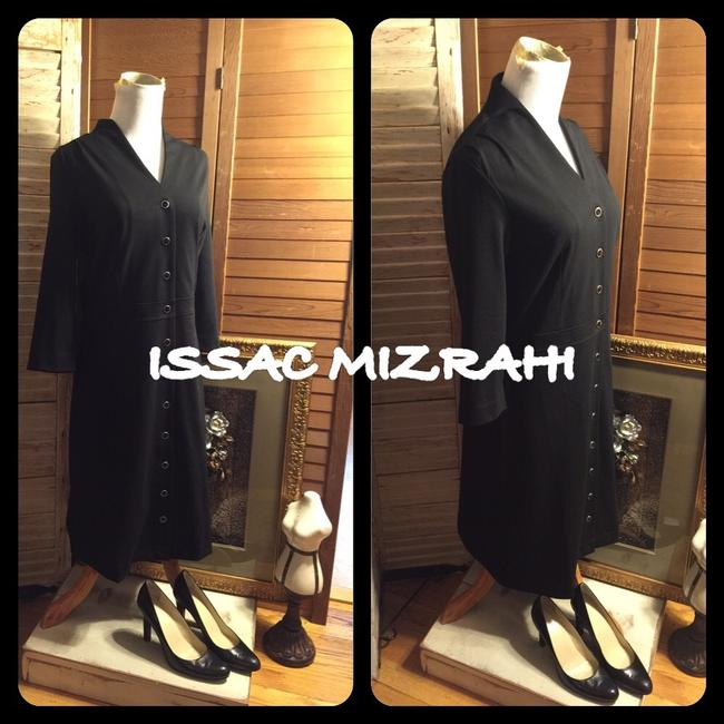 Black Maxi Dress by Isaac Mizrahi