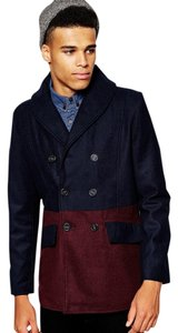 Native Youth Pea Coat