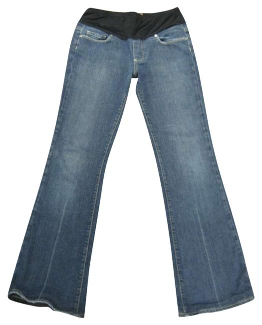 Preload https://item2.tradesy.com/images/paige-denim-medium-wash-laurel-canyon-rainn-with-crease-flare-leg-jeans-size-30-6-m-380951-0-1.jpg?width=400&height=650