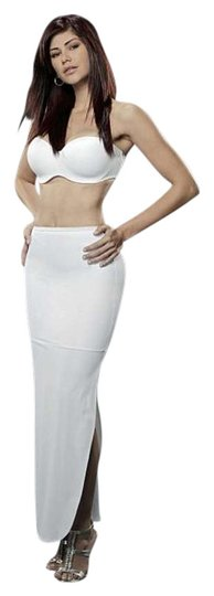 Merry Modes Merry Modes Spandex Half Control Slip 1450 Size L Nude Miscellaneous