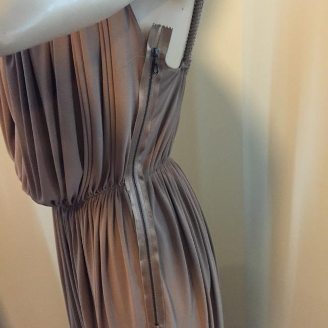 Taupe Maxi Dress by Lanvin