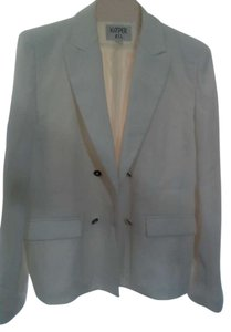 Kasper ASL Petite Formal Spring Classic Fall white Jacket