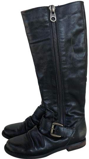 Preload https://img-static.tradesy.com/item/3810730/steve-madden-black-p-lakke-bootsbooties-size-us-6-narrow-aa-n-0-2-540-540.jpg