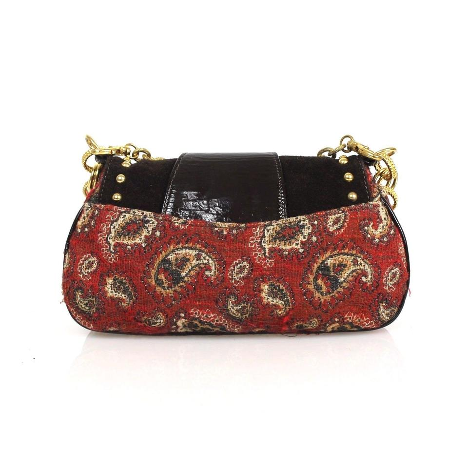 D&G Fabric Shoulder Bag 107