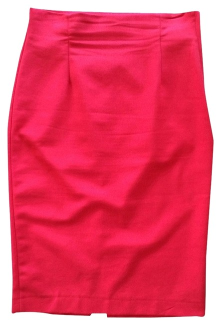 Preload https://img-static.tradesy.com/item/3811468/zara-red-midi-skirt-size-2-xs-26-0-0-650-650.jpg