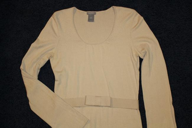Ann Taylor Removable Belt Bow Sweater
