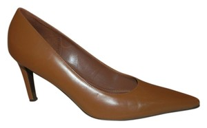 Lauren Ralph Lauren Chocolate Brown Pumps