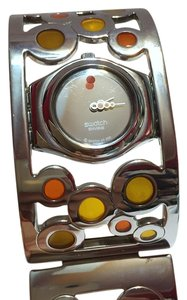 Swatch SWATCH IRONY - Stainless Steel Ladies / Womens Bangle Bracelet Watch
