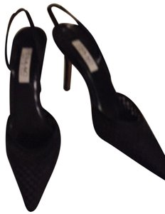 Issac black Pumps