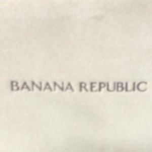 Banana Republic Banana Republic Slippers!
