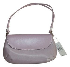 Ann Taylor LOFT Snap Closure Front Flap Shoulder Bag