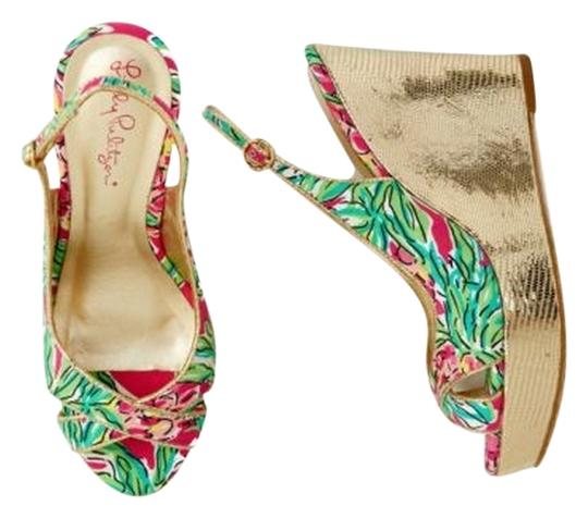 Preload https://item4.tradesy.com/images/lilly-pulitzer-pink-orchid-ginger-wrap-wedges-size-us-95-regular-m-b-3814048-0-0.jpg?width=440&height=440