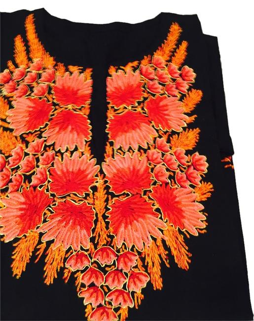 Preload https://item1.tradesy.com/images/black-and-red-kashmiri-kurti-blouse-size-os-one-size-3814285-0-0.jpg?width=400&height=650