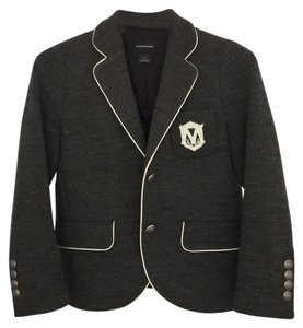 Club Monaco Heather Gray Blazer